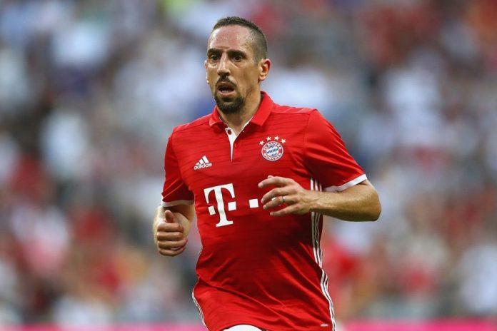 Bundesliga - Ribery Isyaratkan Musim Ini Jadi Yang Terakhir di Bayern