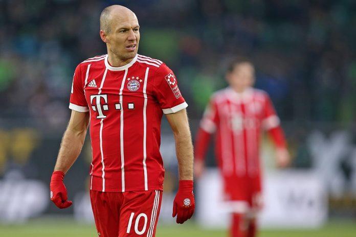 Berita Bola - Arjen Robbern Bayern Munchen