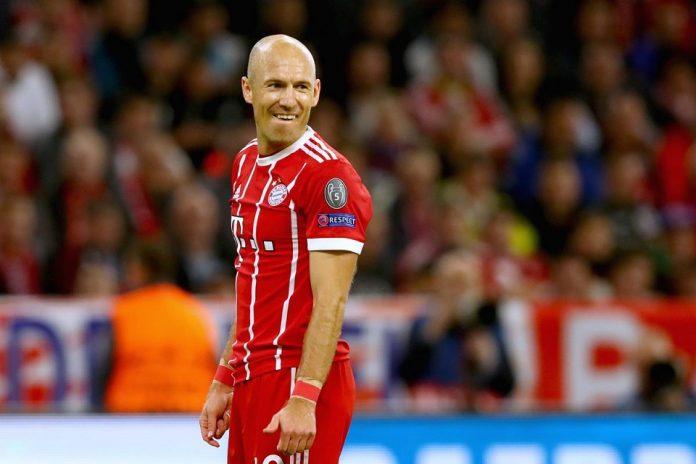 Bundesliga - Arjen Robben Mengaku Tidak Merasa Tua Selama Membela Bayern