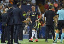 Liga Champions - Ronaldo Kartu Merah, Juve Bekuk Sevilla Dua Gol Tanpa Balas