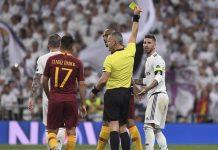 Berita Bola - Sergio Ramos, Kolektor Kartu Kuning Terbanyak di Liga Champions