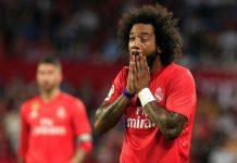Setelah Isco, Madrid Juga Kehilangan Marcelo Jelang Derby Madrid