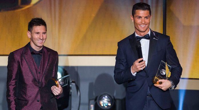 Siapa Pilihan CR7 di Gala Pemain Terbaik FIFA