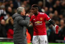 Manchester United, Mourinho Copot Ban Kapten Paul Pogba