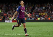 Berita Bola-Soal Peluang Barcelona Juara Champions, Coutinho- Biar Media Yang Ulas