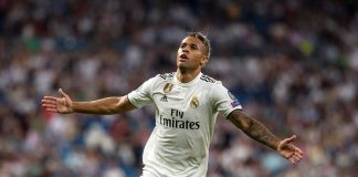 Liga Champions - Tandai Debutnya Dengan Cetak Gol, Mariano Diaz Bahagia