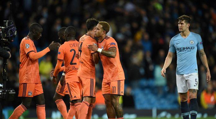 Liga Champions - Tanpa Guardiola, City Kalah Atas Lyon di Markas Sendiri