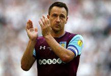 Berita Bola - John Terry Aston Villa