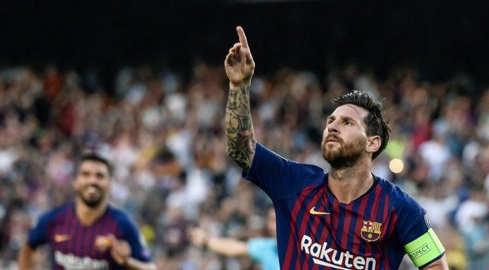 Liga Champions-Tiga Gol ke Gawang PSV, Messi Kini Raja Hat-trick Liga Champions