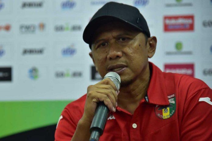 Berita Bola-Rahmad Darmawan Mitra Kukar