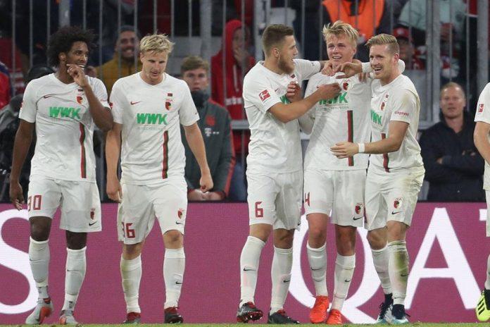 Bundesliga - Augsburg Tahan Imbang Bayern Munchen