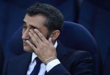 Valverde Sulit Jelaskan Kekalahan Barca Dari Tim Juru Kunci