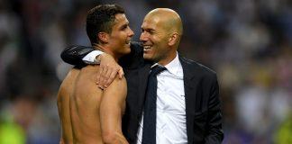 La Liga - Zidane dan Ronaldo Boleh Kembali ke Madrid Kapanpun