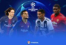Liga Champions-Sederet Reuni Pemain dan Mantan Tim Di Liga Champions Musim Ini
