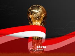 Fakta Sepakbola - 5 Fakta Hubungan Indonesia dan Piala Dunia