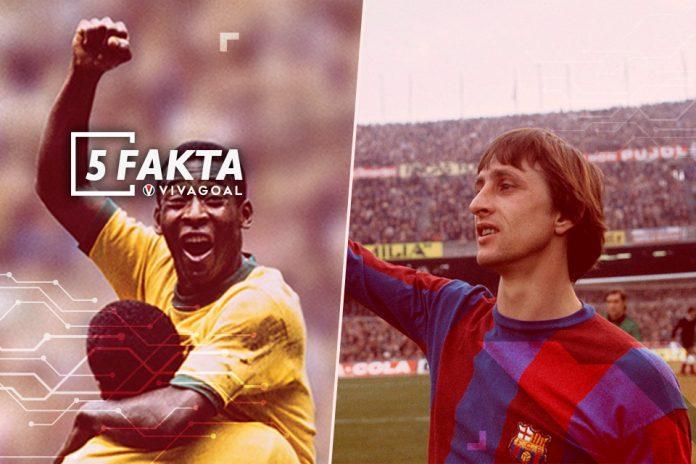 5 Fakta Pemain Legendaris Yang Bisa Mematahkan Dominasi Ronaldo dan Messi
