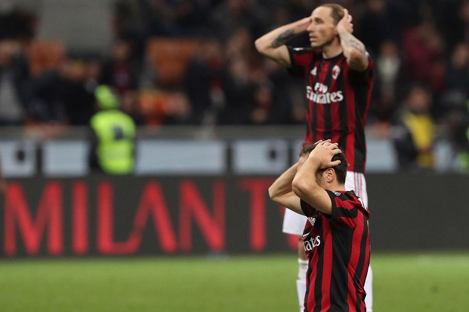 AC Milan Catatkan Rekor Kerugian Hingga 126 Juta Euro