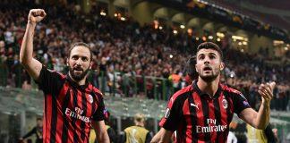 AC Milan Comeback Setelah Tertinggal Dari Olympiakos