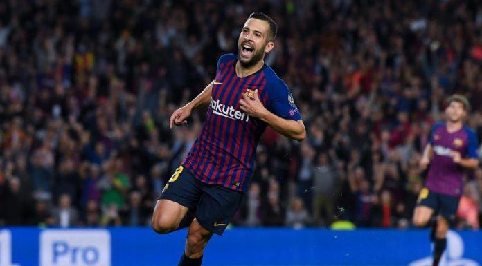 Jordi Alba- Kalahkan Madrid Seperti Memenangi Liga Champions