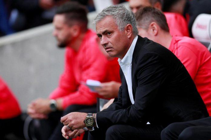 Terungkap! Mourinho Tak Memperlakukan Adil Pada Pemain Ini