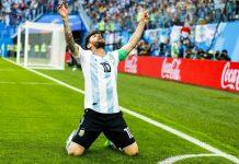 Friendly Match: Argentina Tanpa Messi, Brasil Tetap Berhati-hati