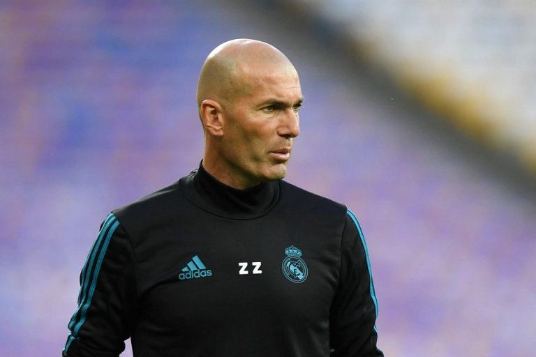 Bale Menjadi Alasan Utama Zidane Mundur Sebagai Pelatih Madrid