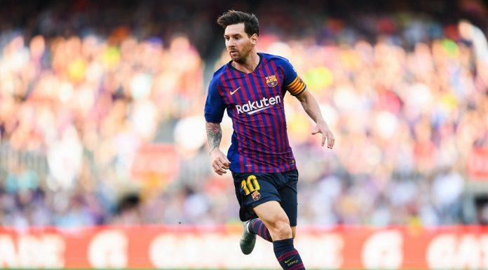 Liga Champions - Barcelona, Ini Panggung Untuk Messi