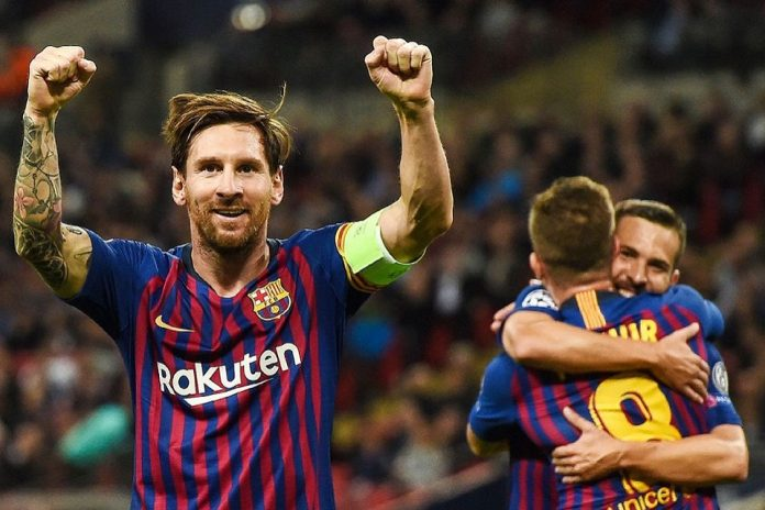 Barcelona Incar Kebangkitan di Mestalla