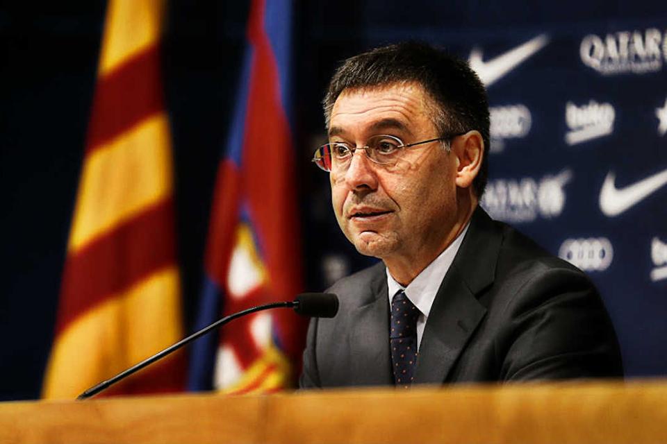 Barcelona - Bartomeu yakinkan belanja pemain