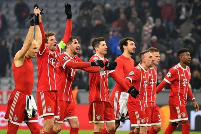 Bayern Munchen Masih Superior atas Tim Yunani