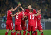 Bayern Maju Ke Babak 16 Besar