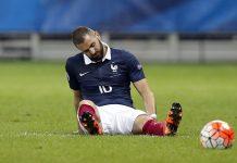 Timnas Prancis - Karim Benzema