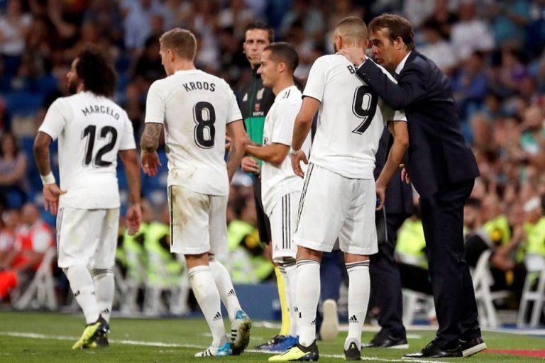 Cerita Suram Pelatih Lokal Spanyol Di Real Madrid