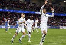 Cetak 10 Gol Untuk Timnas, Mbappe Kalahkan Semua Legenda Prancis