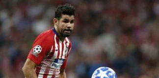 Costa Siap Bantu Atletico Menangkan