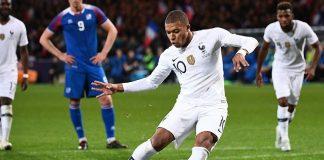 Di Usia 19 Tahun, Kylian Mbappe 68 Gol Hanya 1 Penalti