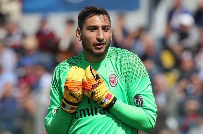 Donnarumma Kiper AC Milan