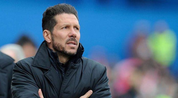 Diego Simeone Merasakan Kekalah Terburuk Liga Champions Setelah di Taklukan 4-0 oleh Dortmund