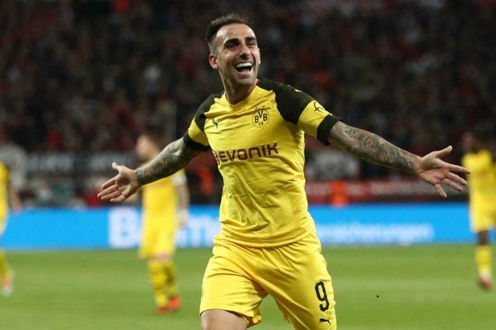 Dortmund Tertarik Permanenkan Paco Alcacer