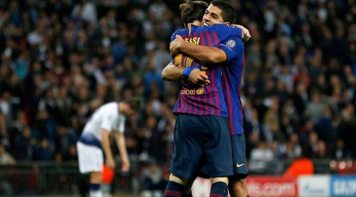 Drama 6 Gol, Barcelona Hancurkan Tottenham di Wembley