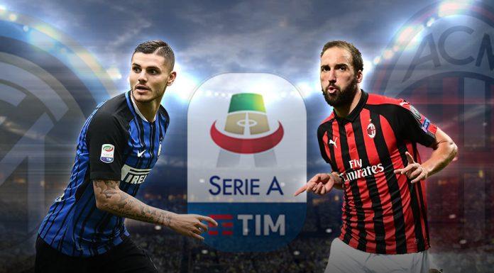 Derby Kota Milan