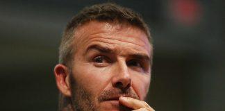 Empati Beckham Tuk Korban Gempa Di Palu Dan Donggala