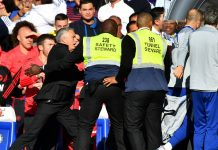 Jose Mourinho Terlibat Sedikit Kesal Dengan Marco Ianni