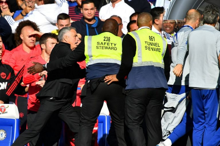 FA Nantikan Laporan Keributan Mourinho dan Asisten Pelatih Chelsea