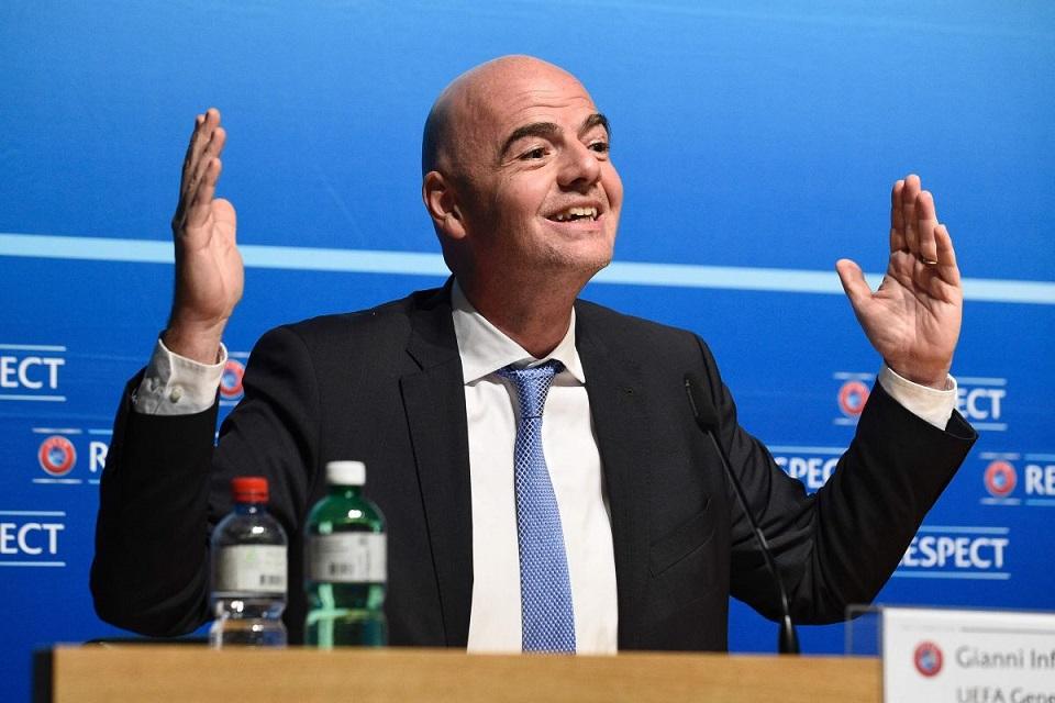 FIFA Siap Saingi UEFA National League Dengan Mini World Cup