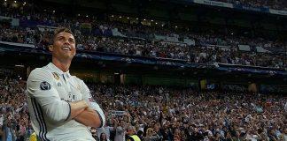 Fans Madrid Nyanyikan Chants Kerinduan tuk Ronaldo