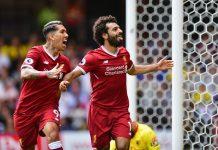 Firmino; Salah Selalu Mendapat Dukungan Penuh Dari Skuat Liverpool
