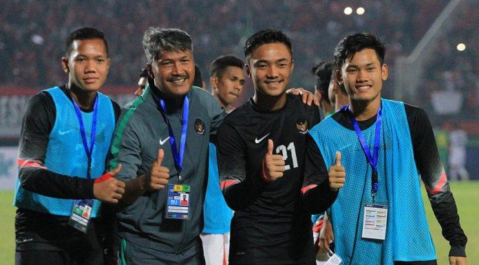 Berita Bola - Gagal di Piala Asia U-16 2018, Ernando Sutaryadi Ambil Sisi Positifnya