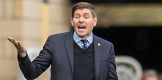 Gerrard Senang Glasgow Rangers Pecahkan Rekor