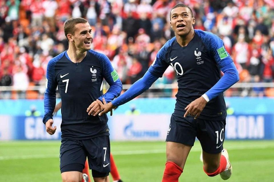 Griezmann Anggap Kylian Mbappe Seperti Ronaldo Muda